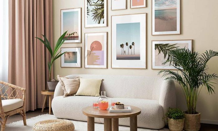 Spruce up your walls