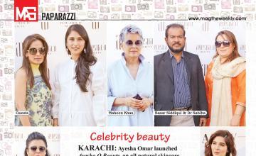 Celebrity beauty