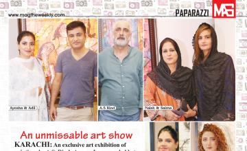 An unmissable art show