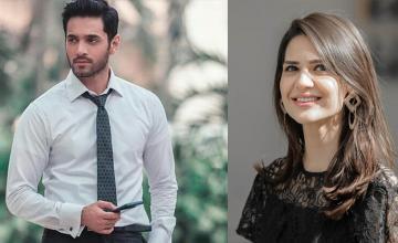 Madiha Imam and Wahaj Ali to star in a Ramazan special drama