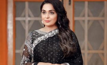 Meera clarifies that she's depressed but not mental