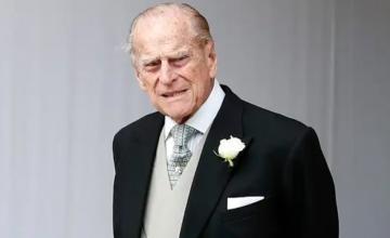 Prince Philip, Husband of Queen Elizabeth II, passed away