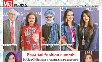Phygital fashion summit