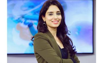Zainab Abbas is thrilled to join Britain's sports channel, Sky Sports