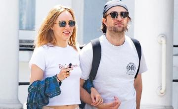 Suki Waterhouse and Robert Pattinson's romance is stronger than ever