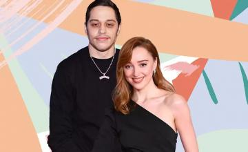 Pete Davidson and Phoebe Dynevor are head over heels for each other