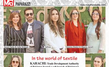 In the world of textile