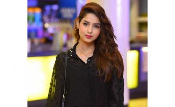 60 SECONDS WITH SUQAYNAH KHAN