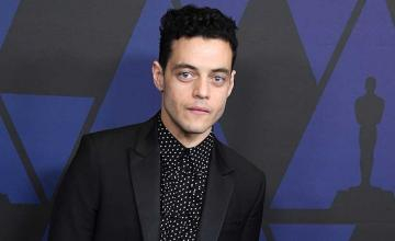 Rami Malek and Lucy Boynton prove they're still going strong