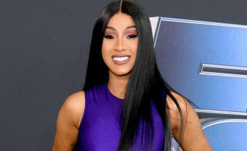 Cardi B in collaboration with 'Reebok' launches her first apparel collection
