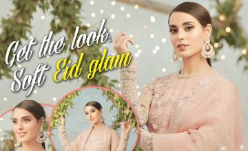 Get The Look Soft Eid Glam