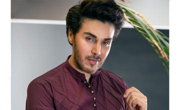 Ahsan Khan is all set to launch his own fashion line