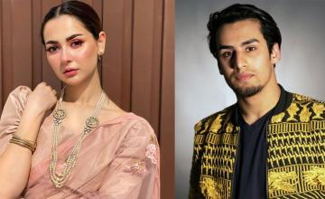 Hania Aamir and Momin Saqib to pair up for Shazia Wajahat 's directorial debut
