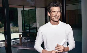 Patrick Dempsey refers his 'Grey's Anatomy' return a 'beautiful ending' for the lead characters