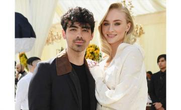 Sophie Turner and Joe Jonas celebrate their second wedding anniversary