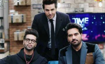 'Time Out with Ahsan Khan' sued for a fine of RS 500,000 for use of animals as props
