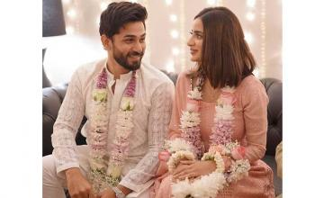Ali Ansari and Saboor Aly surprised fans with their 'Baat Pakki'