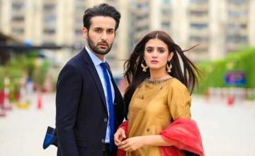Hira Mani and Affan Waheed are gearing up for yet another drama together