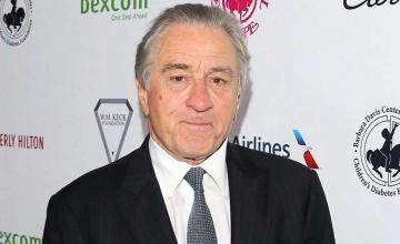 Robert De Niro injured amid production of Leonardo DiCaprio's upcoming movie