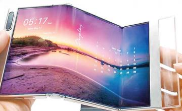 Samsung teases its next generation of flexible displays