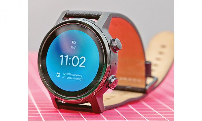 Google in partnership with Samsung launches a new smartwatch