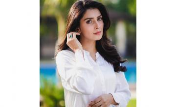 Ayeza Khan announces her new drama after the success of Chupke Chupke