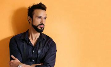 Ali Kazmi takes the director's chair for a cooking show
