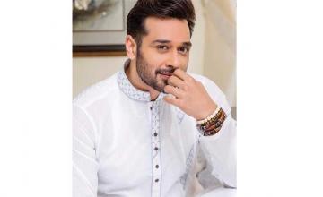 Upcoming drama serial Dil e Momin is Faysal Quraishi's next TV gig