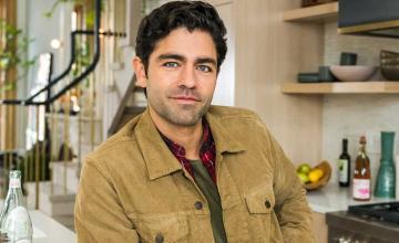 Adrian Grenier reveals he's at peace after leaving Hollywood