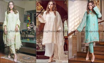 Hina Ashfaq - Magnificently Accoutered