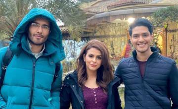 Feroz Khan, Ahmed Majeed Algoria and Waliya Najib starrer 'Road Trip' should be your weekend binge