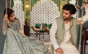Sajal Aly and Ahad Raza Mir starrer Dhoop Ki Deewar is about to premier in June