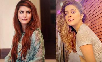 Momina Mustehsan came in to rescue Alizeh Shah amidst social media trolling
