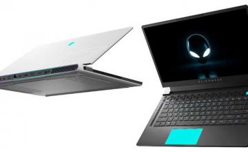 Alienware just came up with their coolest gaming laptop ever