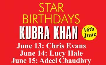 STAR BIRTHDAYS RAMSHA KHAN