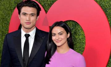 'Riverdale' stars Camila Mendes and Charles Melton are back together, officially!