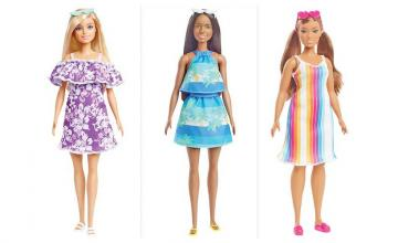 Barbie goes green! Mattel launches first doll collection made from recycled ocean-bound plastic