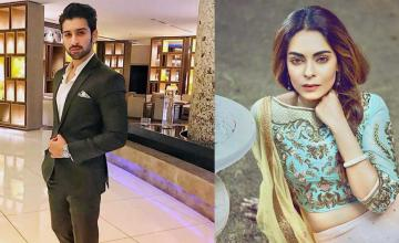 Amar Khan and Muneeb Butt to pair up for a drama