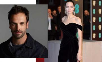 Are Angelina Jolie and ex-husband Jonny Lee Miller reuniting?