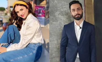 Yumna Zaidi and Ahmed Ali Akbar are finally coming back together for Parizaad