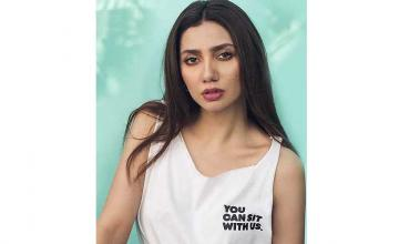 Mahira Khan completes 10 years in the industry as an actor