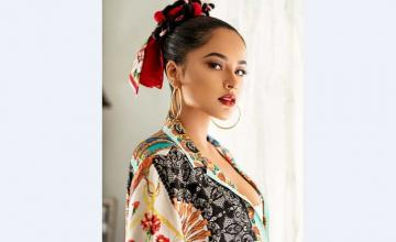 Becky G's new beauty brand is all about empowering the Latinx community