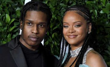Rihanna and A$AP Rocky's PDA packed date night proves they're going strong