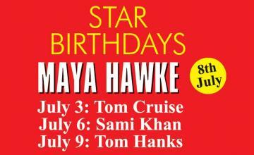 STAR BIRTHDAYS MAYA HAWKE