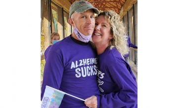 Man with Alzheimer's remarries wife after forgetting they're married