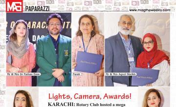 Lights, Camera, Awards!