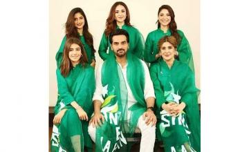 Television's powerhouse actors come together for a mega project titled 'Sinf-e-Aahan'