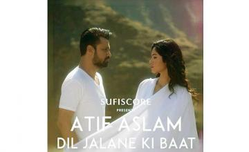 Atif Aslam recreates Aashiyane Ki Baat, a classic melody by Madam Noor Jehan