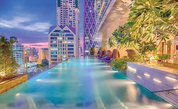 Hotel Eastin Grand Bangkok, Thailand