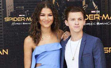 Zendaya and Tom Holland officially confirmed their whirlwind romance